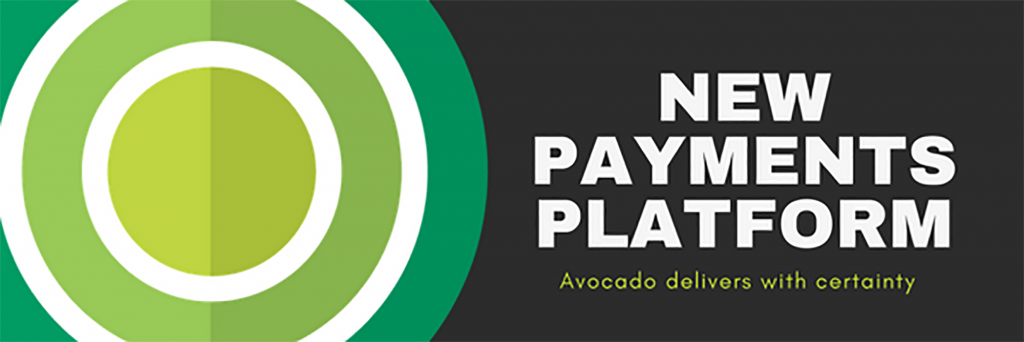 New Payments Platform banner
